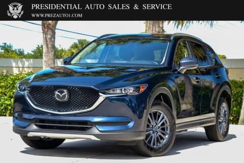 2019 Mazda CX-5 for sale at Presidential Auto  Sales & Service in Delray Beach FL