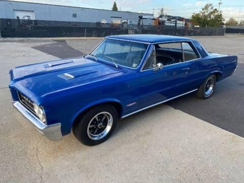 1964 Pontiac GTO for sale at Classic Car Deals in Cadillac MI