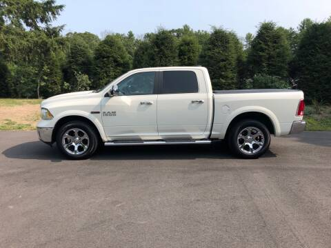 2017 RAM Ram Pickup 1500 for sale at DON'S AUTO SALES & SERVICE in Belchertown MA