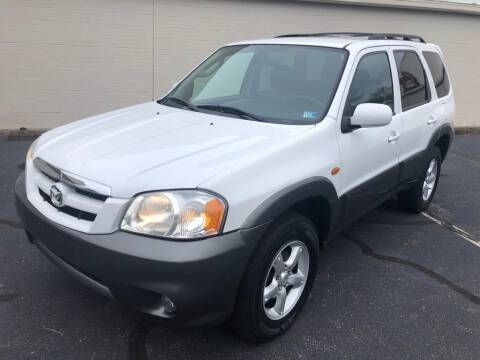 2005 Mazda Tribute for sale at Carland Auto Sales INC. in Portsmouth VA