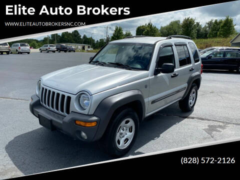 2004 Jeep Liberty for sale at Elite Auto Brokers in Lenoir NC