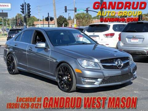 2012 Mercedes-Benz C-Class for sale at GANDRUD CHEVROLET in Green Bay WI