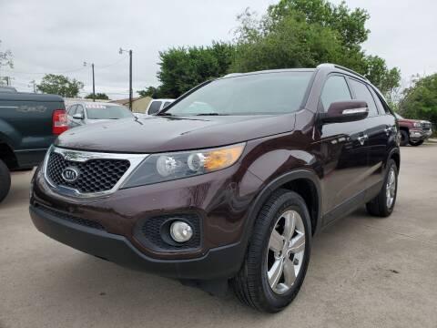 2012 Kia Sorento for sale at Star Autogroup, LLC in Grand Prairie TX
