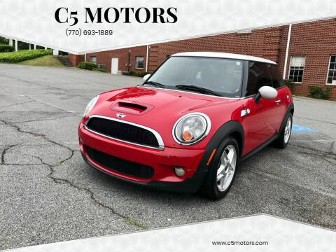 2010 MINI Cooper for sale at C5 Motors in Marietta GA