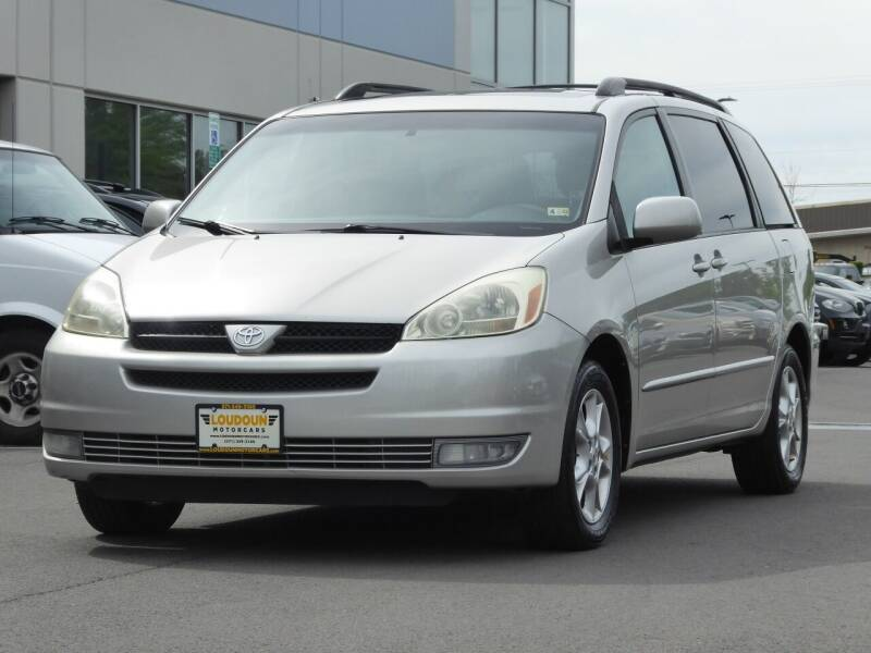 2005 Toyota Sienna for sale at Loudoun Motor Cars in Chantilly VA
