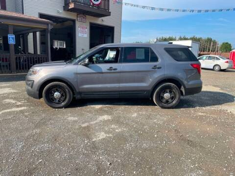2017 Ford Explorer for sale at Upstate Auto Sales Inc. in Pittstown NY
