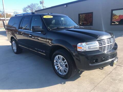 2014 Lincoln Navigator L for sale at Tigerland Motors in Sedalia MO