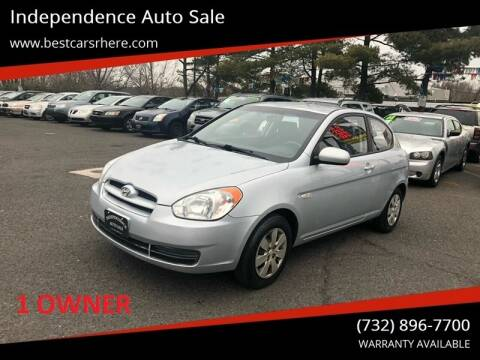 2010 Hyundai Accent for sale at Independence Auto Sale in Bordentown NJ