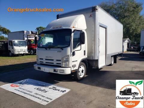 2013 Isuzu NPR HD for sale at Orange Truck Sales in Orlando FL
