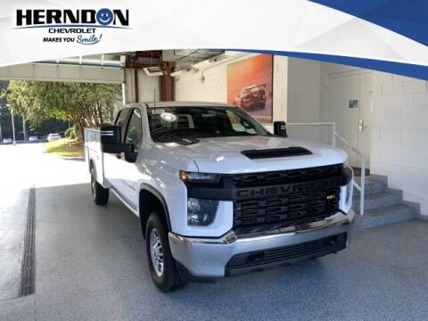 2021 Chevrolet Silverado 2500HD for sale at Herndon Chevrolet in Lexington SC