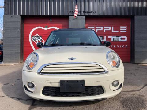 2010 MINI Cooper for sale at Apple Auto Sales Inc in Camillus NY