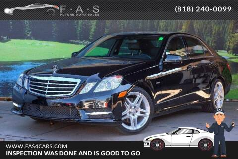 2012 Mercedes-Benz E-Class for sale at Best Car Buy in Glendale CA