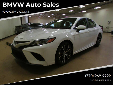 2019 Toyota Camry for sale at BMVW Auto Sales in Union City GA