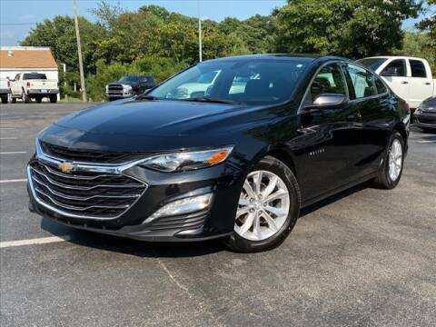 2019 Chevrolet Malibu for sale at iDeal Auto in Raleigh NC