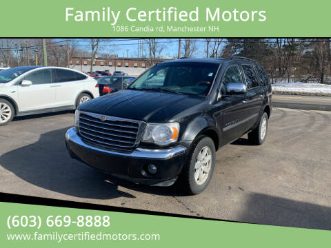 2008 Chrysler Aspen for sale at Family Certified Motors in Manchester NH