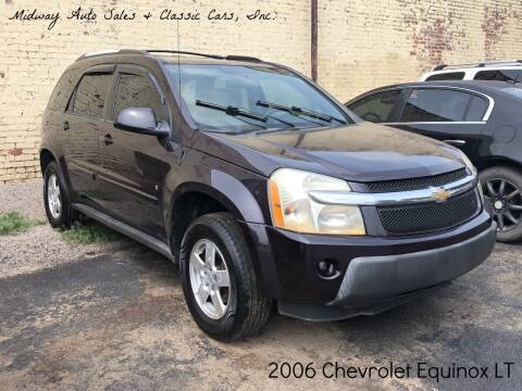 2006 Chevrolet Equinox for sale at MIDWAY AUTO SALES & CLASSIC CARS INC in Fort Smith AR