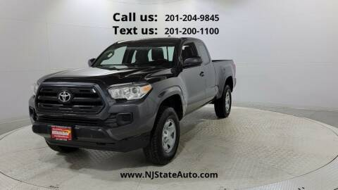 2017 Toyota Tacoma for sale at NJ State Auto Used Cars in Jersey City NJ