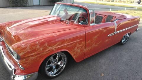 1955 Chevrolet Bel Air for sale at Haigler Motors Inc in Tyler TX