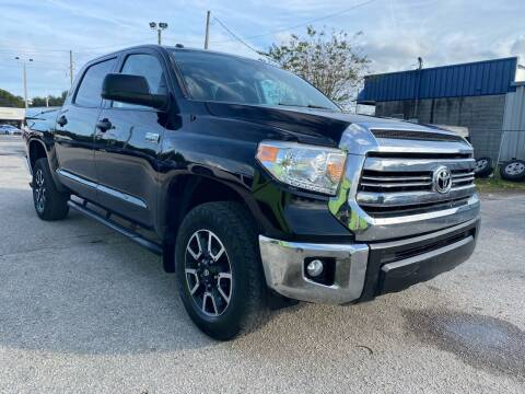 2016 Toyota Tundra for sale at Marvin Motors in Kissimmee FL