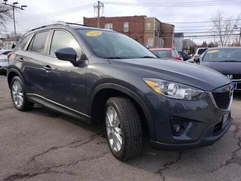 2014 Mazda CX-5 for sale at AutoBank in Chicago IL