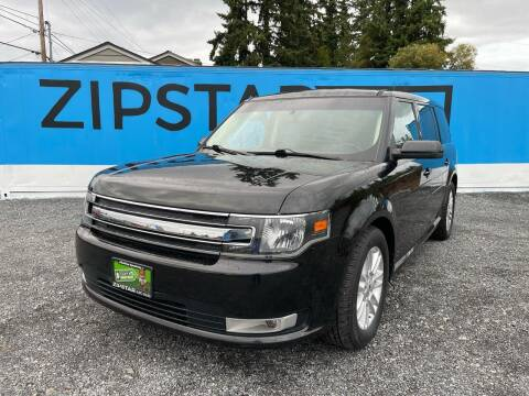 2013 Ford Flex for sale at Zipstar Auto Sales in Lynnwood WA