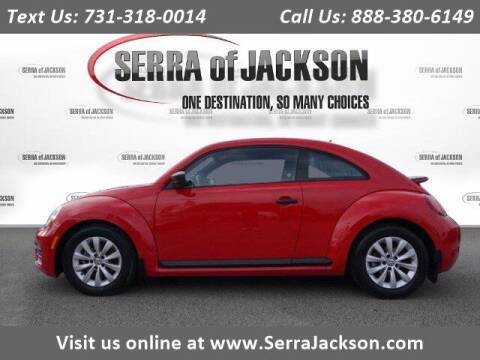 2018 Volkswagen Beetle for sale at Serra Of Jackson in Jackson TN