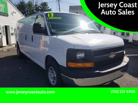 2017 Chevrolet Express Cargo for sale at Jersey Coast Auto Sales in Long Branch NJ