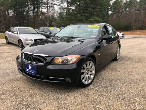 2008 BMW 3 Series for sale at Hornes Auto Sales LLC in Epping NH