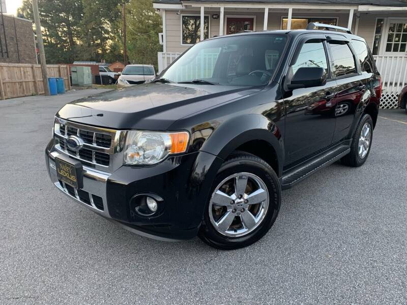 2009 Ford Escape for sale at Georgia Car Shop in Marietta GA