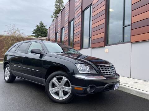 2005 Chrysler Pacifica for sale at DAILY DEALS AUTO SALES in Seattle WA