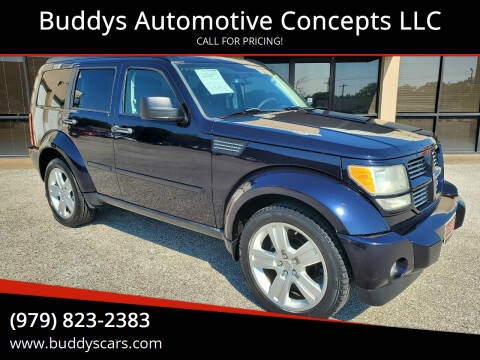2011 Dodge Nitro for sale at Buddys Automotive Concepts LLC in Bryan TX