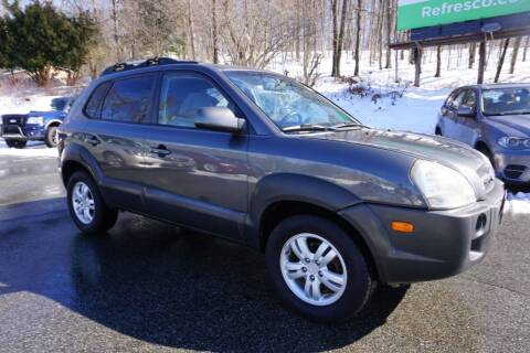 2007 Hyundai Tucson for sale at Bloom Auto in Ledgewood NJ