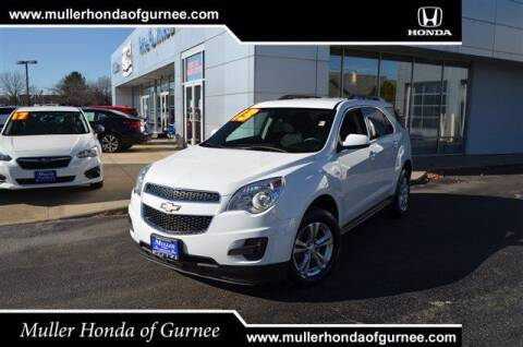 2013 Chevrolet Equinox for sale at RDM CAR BUYING EXPERIENCE in Gurnee IL