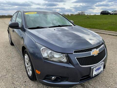 2014 Chevrolet Cruze for sale at Alan Browne Chevy in Genoa IL