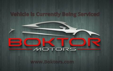2004 Nissan 350Z for sale at Boktor Motors in Las Vegas NV