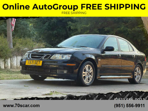 2006 Saab 9-3 for sale at Online AutoGroup FREE SHIPPING in Riverside CA