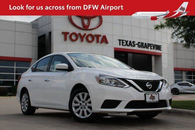 2018 Nissan Sentra for sale in Grapevine, TX