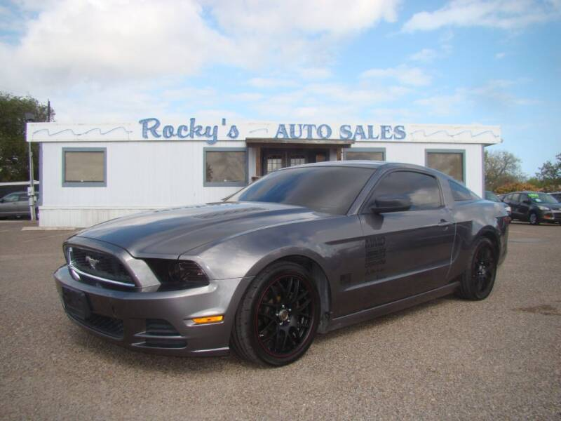 2014 Ford Mustang for sale at Rocky's Auto Sales in Corpus Christi TX
