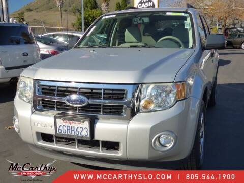 2009 Ford Escape for sale at McCarthy Wholesale in San Luis Obispo CA