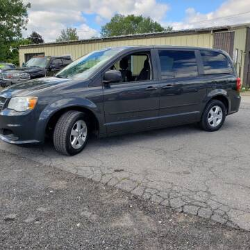 2012 Dodge Grand Caravan for sale at GLOVECARS.COM LLC in Johnstown NY