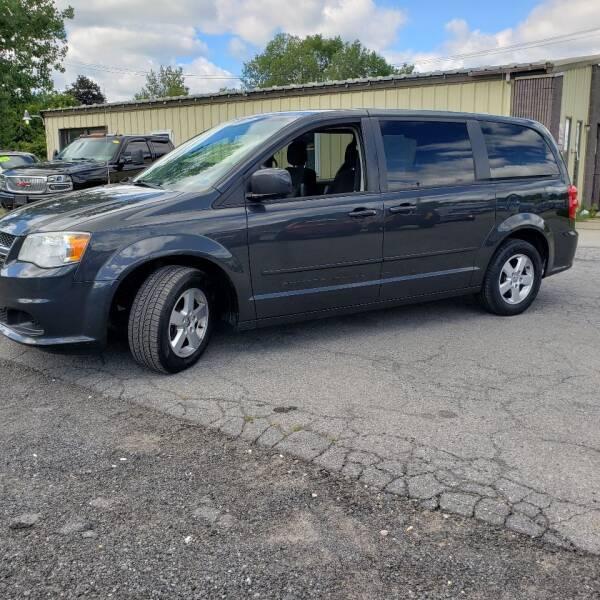 2012 Dodge Grand Caravan for sale at GLOVECARS.COM LLC in Johnstown NY