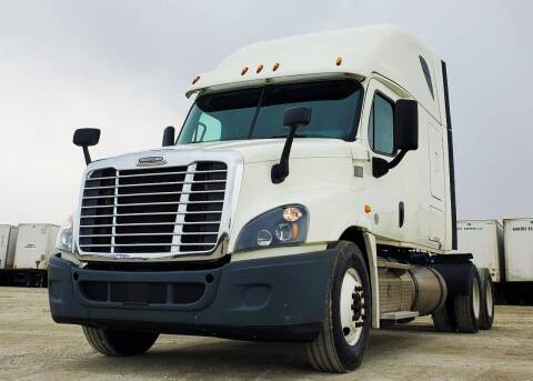 2018 Freightliner Cascadia for sale at A F SALES & SERVICE in Indianapolis IN
