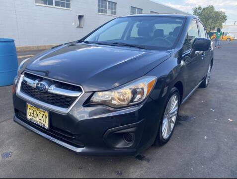 2013 Subaru Impreza for sale at MFT Auction in Lodi NJ