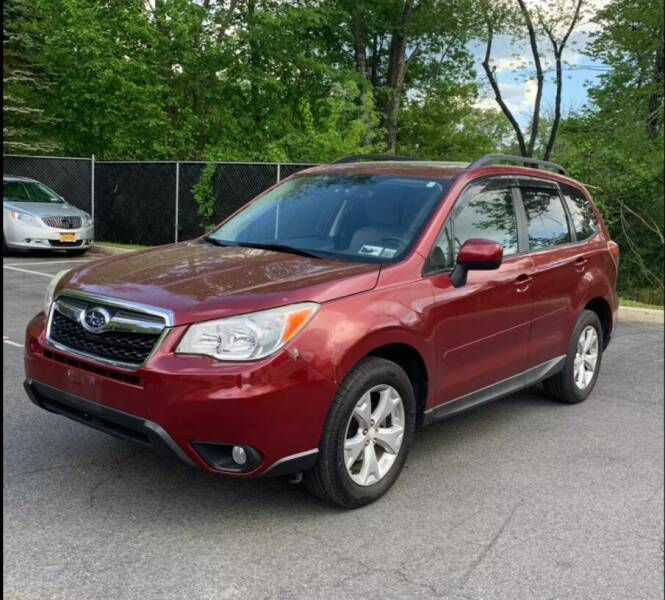 2014 Subaru Forester for sale at Berkshire Auto & Cycle Sales in Sandy Hook CT