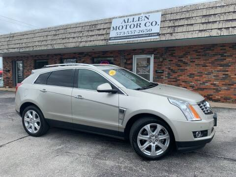 2013 Cadillac SRX for sale at Allen Motor Company in Eldon MO
