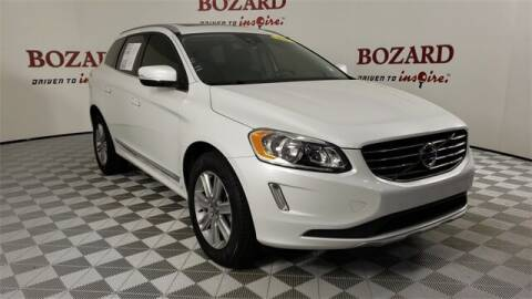 2017 Volvo XC60 for sale at BOZARD FORD in Saint Augustine FL