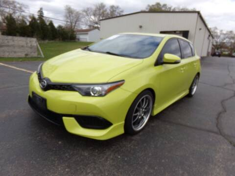 2016 Scion iM for sale at Rose Auto Sales & Motorsports Inc in McHenry IL