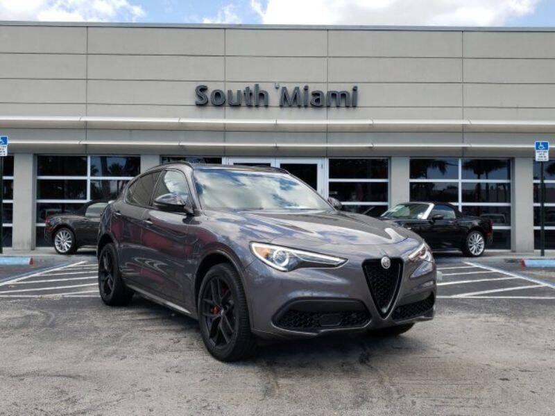 2020 Alfa Romeo Stelvio for sale in Miami, FL