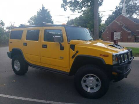 2003 HUMMER H2 for sale at McAdenville Motors in Gastonia NC