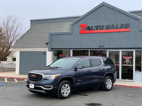 Gmc Acadia For Sale In Boise Id Z Auto Sales